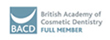 British Accadamy of Cosmetic Dentistry