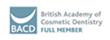 British Accadamy of Cosmetic Dentistry