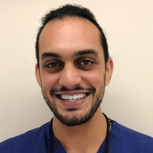 Dr Zayd Mehdi