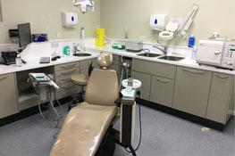 Haywards Heath Practice Treatment room 1