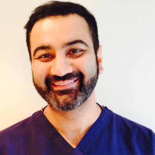 Dr Sachin Anand