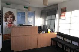 dentalessence Sompting Reception Desk
